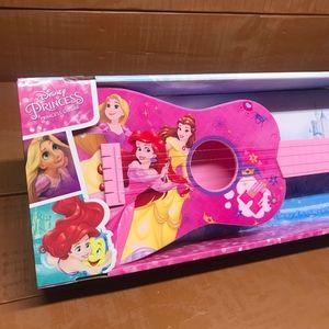 NEW Disney Princess Guitar
